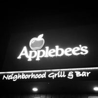 Photo taken at Applebee's Neighborhood Grill & Bar by Griffin C. on 9/13/2014