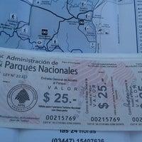 รูปภาพถ่ายที่ Parque Nacional El Palmar โดย Thelma M. เมื่อ 1/4/2014