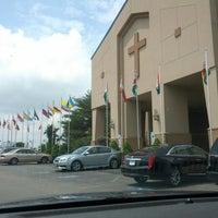 Photo taken at Faith Fellowship World Outreach Center by Natasha M. on 6/30/2013
