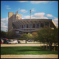 Photo taken at Memorial Stadium by Tom H. on 4/21/2013