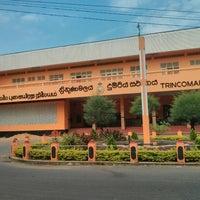 Photo taken at Trincomalee Railway Station by Pratheepan G. on 12/30/2013
