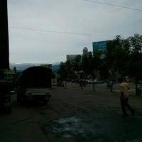 Photo taken at Wellawaya Bus Station by Pratheepan G. on 12/21/2013