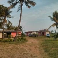 Photo taken at Shahira Hotel, Nilaveli Beach by Pratheepan G. on 12/30/2013