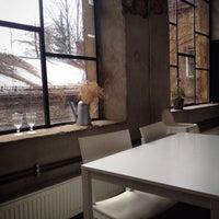 Photo taken at Konfederacka 4 by Pola B. on 3/4/2015