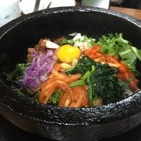 Photo taken at Jeonju Bibimbap Korean Restaurant by Eileen O. on 11/21/2015