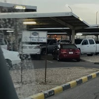 Photo taken at Equate Parking Area by Yousif a. on 11/28/2016