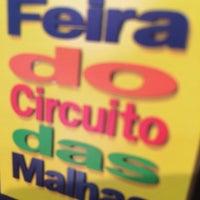 Photo taken at Feira do Circuito das Malhas by AndyEndySP C. on 5/18/2014