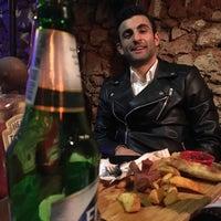 Photo taken at Mediterra Art Restaurant by Murat Çınar I. on 4/2/2017