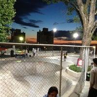 Photo taken at Complex Skatepark by Flavio S. on 11/30/2012