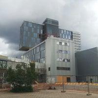 Photo taken at Vilnius Gedimino Technic University by Tadas S. on 6/20/2014