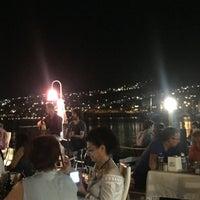 Photo taken at Beyaz Beach Club by Aygun R. on 8/3/2017