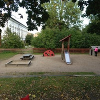 Photo taken at Museets Lekpark by Antti K. on 9/3/2013