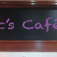 Photo taken at Vic's Cafe by Vic's Cafe on 2/15/2014