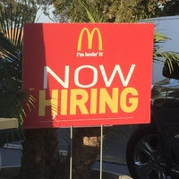 Photo taken at McDonald's by David M. on 3/19/2016