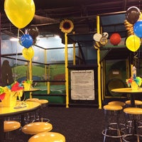 Photo taken at Bounce Play World by Otto O. on 2/17/2014