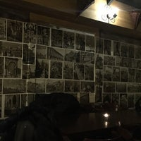"Photo taken at Central European Bistro Bar ""Trójkąt"" by Krzysztof W. on 12/18/2015"