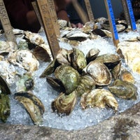 Photo taken at Eventide Oyster Co. by Sarah B. on 11/14/2014