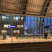 Photo taken at Bahnhof Berlin Alexanderplatz by H.W.(Henny) t. on 11/30/2017