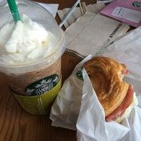 Photo taken at Starbucks by Pamela T. on 5/8/2014
