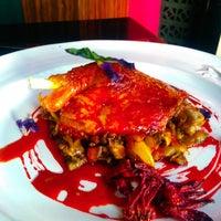 Photo taken at Bel Cielo - Cucina Seductora by Luis L. on 1/15/2015