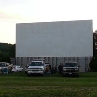 Photo taken at Portville Drive-In Theatre by Christine W. on 7/6/2014