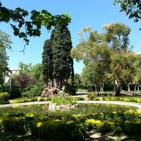 Foto scattata a Jardins de Vil·la Amèlia da Olga A. il 4/20/2013