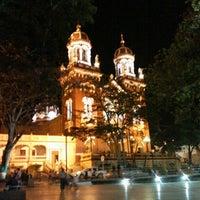 Photo taken at Cáqueza by David P. on 2/7/2016