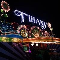 Photo taken at Circo Tihany Spectacular by Rafael C. on 11/9/2013