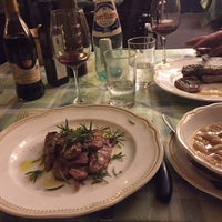 Photo taken at Osteria del Conte by Jake L. on 5/28/2016