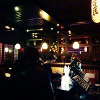 Photo taken at Goya Sushi & Grill Restaurant by Bee V. on 12/20/2013