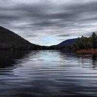 Photo taken at Garnet Lake by Dan P. on 5/16/2013