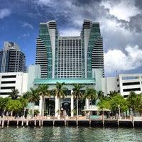 Photo taken at Diplomat Resort & Spa by Dan P. on 8/29/2013
