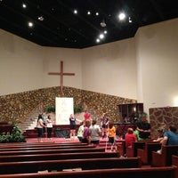 Photo taken at Providence Church by Ken I. on 4/17/2013
