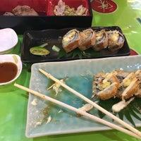 Photo taken at ไทจิ Sushi by Nattida M.🎀 on 6/17/2016