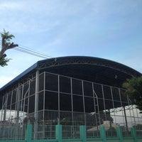 Photo taken at Ayutthaya Witthayalai School by Ployploy P. on 5/14/2013