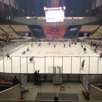 Photo taken at Cow Palace by Kristin V. on 11/25/2012