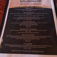 Photo taken at Witchdoctor Brewing Co by Grant G. on 12/10/2017