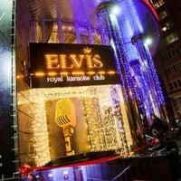 Снимок сделан в Elvis / Элвис пользователем Mitya R. 1/25/2014