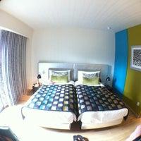 Photo taken at G&V Royal Mile Hotel by Zehra D. on 10/25/2012