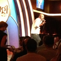 Photo taken at Laugh Factory by Abu Aya a. on 6/15/2013