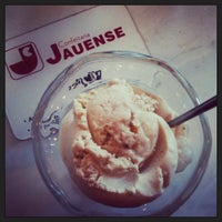 Photo taken at Confeitaria Jauense by Luciana C. on 7/18/2013