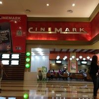 Photo taken at Cinemark by Pako Arit on 3/23/2013