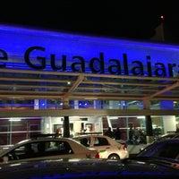 Photo taken at Guadalajara International Airport (GDL) by Pako Arit on 4/22/2013