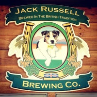 Photo taken at Jack Russell Brewing Co. by Jennifer J. on 9/30/2012