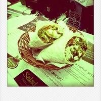 Photo taken at Salad Creations by Drigo M. on 9/29/2012