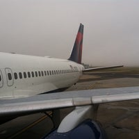 Photo taken at Gate D10 by Vee on 12/4/2013
