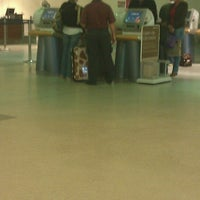 Photo taken at Delta Air Lines Ticket Counter by Vee on 10/30/2012