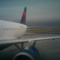 Photo taken at Gate D10 by Vee on 11/27/2012