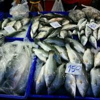 Photo taken at Sattahip Market by MrMeaW on 8/12/2016