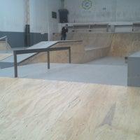 Photo taken at central skatepark by Hanscolam on 7/16/2014